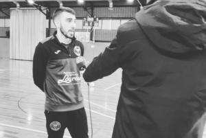 Entrenador de Futsal Lleida, Sergi Gil